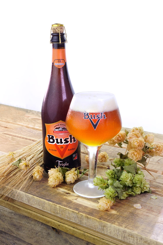 Bush ambrée (75cl)